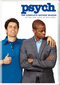 Psych: The Complete Second Season [DVD]