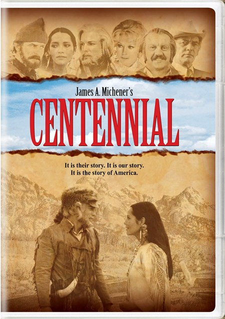 Centennial: The Complete Series [DVD]