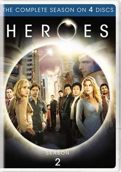 Heroes: Season 2 [DVD]