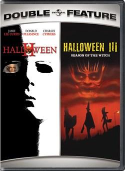 Halloween II/Halloween III [DVD]