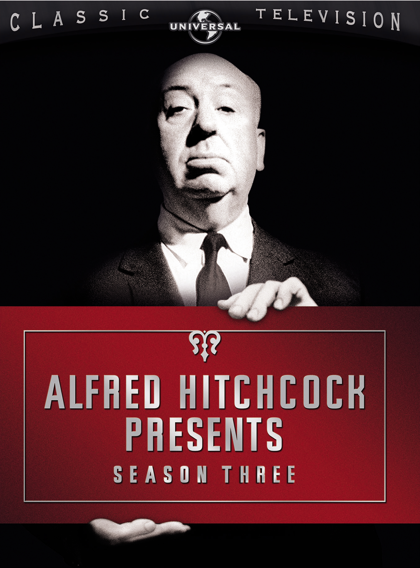 Alfred Hitchcock Presents: Season 3 [DVD]