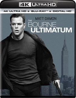 The Bourne Ultimatum (4K Ultra HD) [UHD]