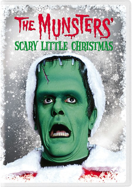 The Munsters: Scary Little Christmas [DVD]