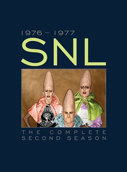 Saturday Night Live: The Complete Second Season [DVD]