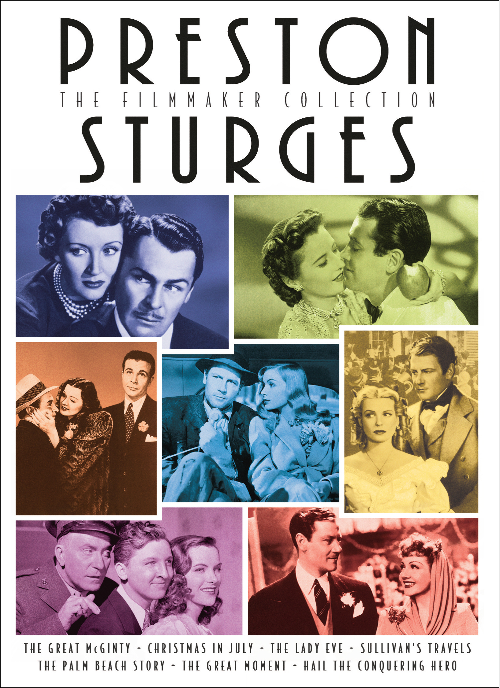 Preston Sturges: The Filmmaker Collection [DVD]