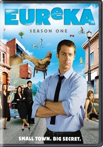A Town Called Eureka: Season 1 [DVD]