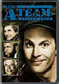 The A-Team: Series 4 [DVD]