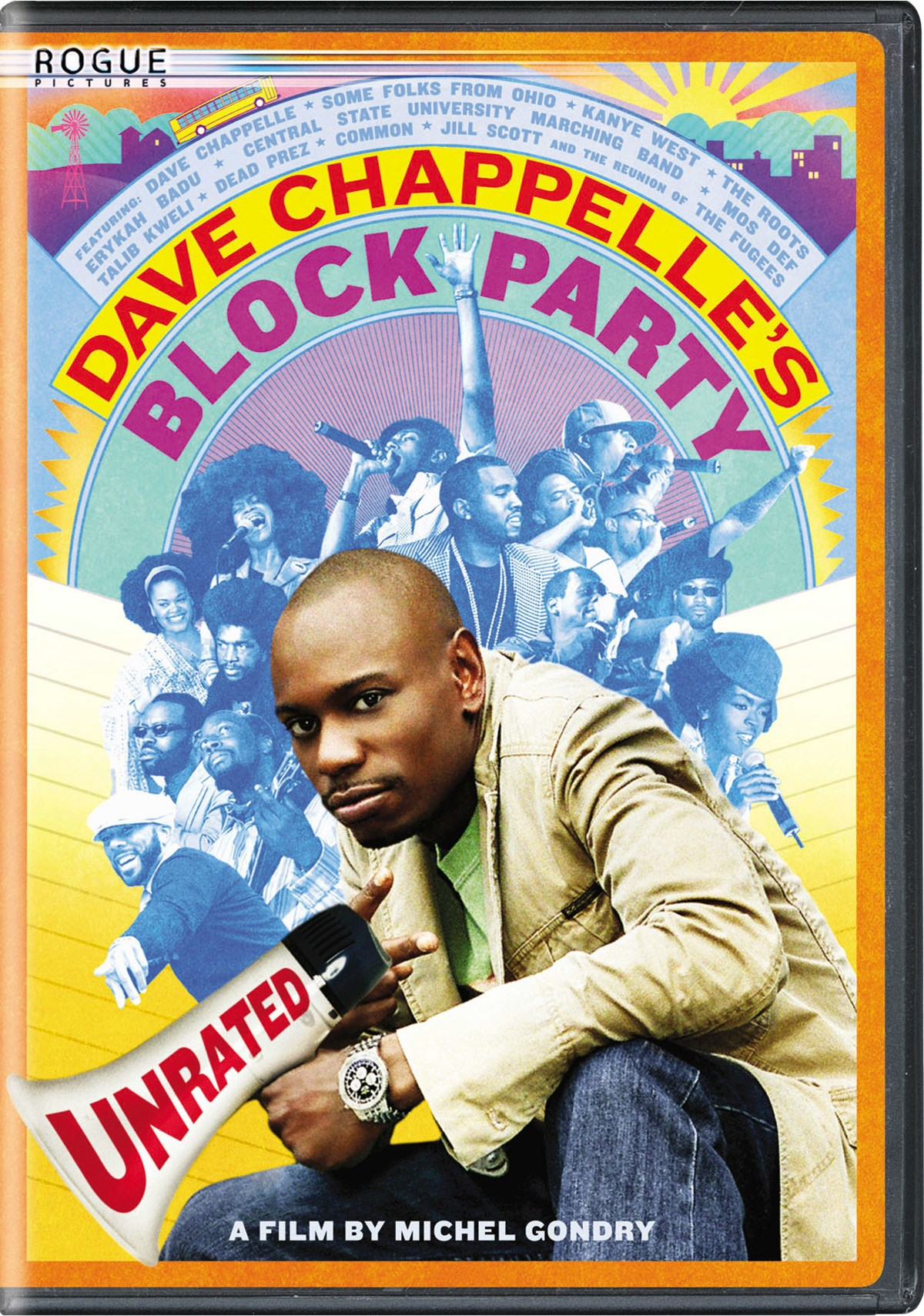 Dave Chappelles Block Party DVD