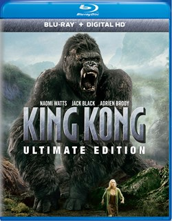 King Kong (Ultimate Edition) [Blu-ray]