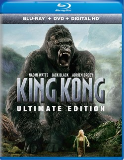 King Kong (with DVD - Double Play) [Blu-ray]