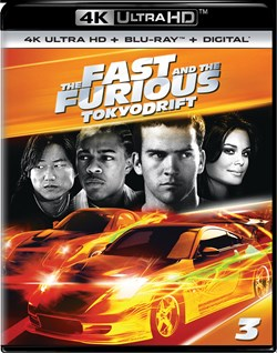 The Fast and the Furious: Tokyo Drift (4K Ultra HD) [UHD]