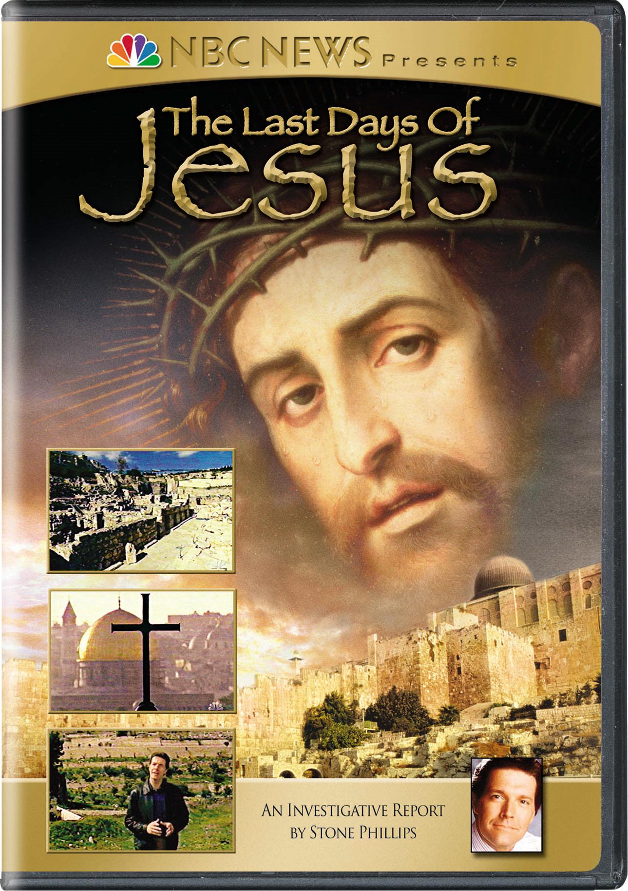 NBC News Presents: The Last Days of Jesus [DVD]