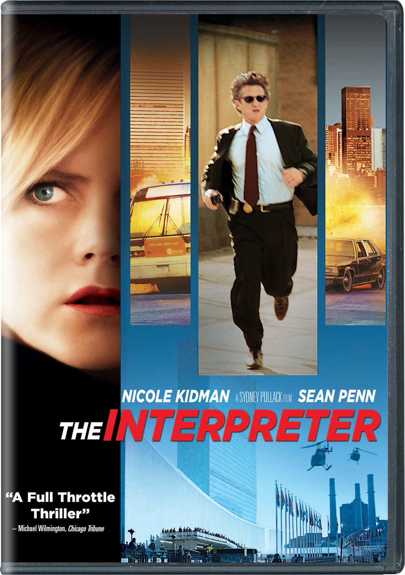 The Interpreter [DVD]