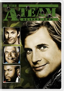 The A-Team: Series 2 [DVD]