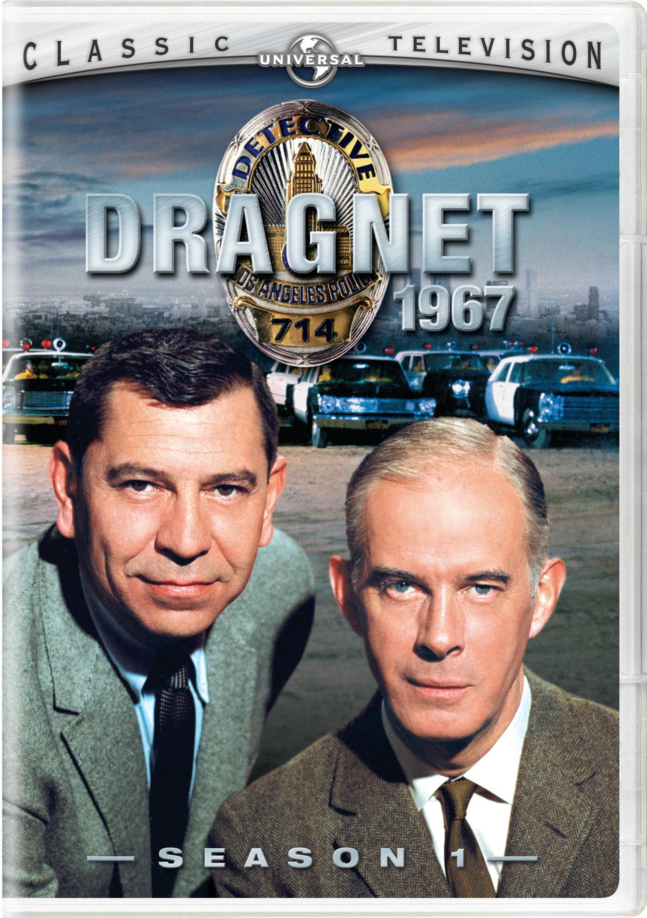 Dragnet: Season 1 [DVD]