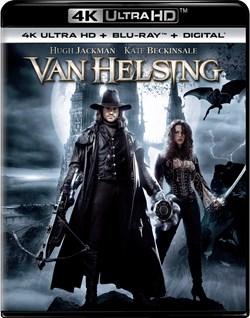 Van Helsing (4K Ultra HD) [UHD]
