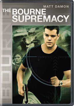 The Bourne Supremacy [DVD]