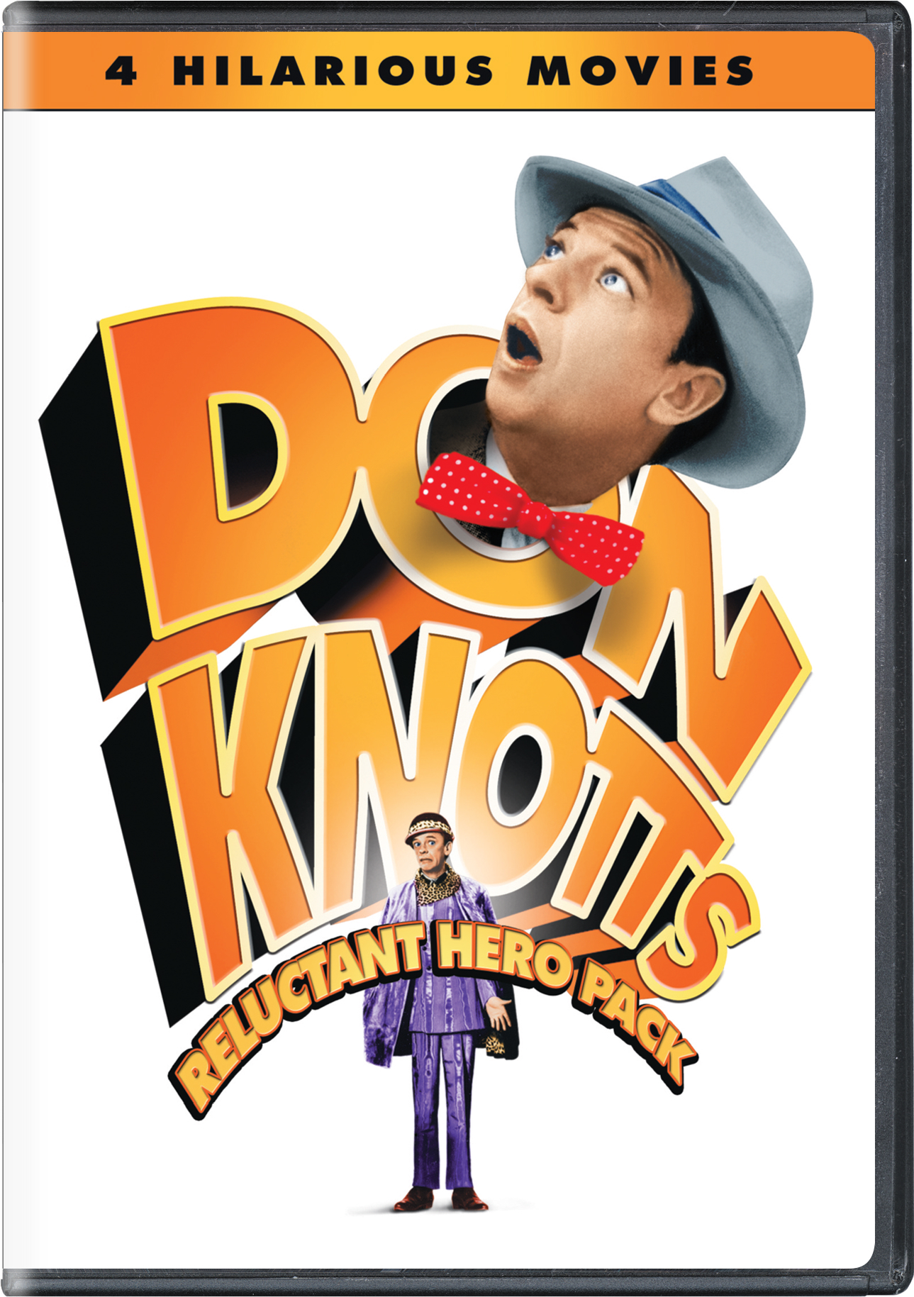 Don Knotts Reluctant Hero [DVD]