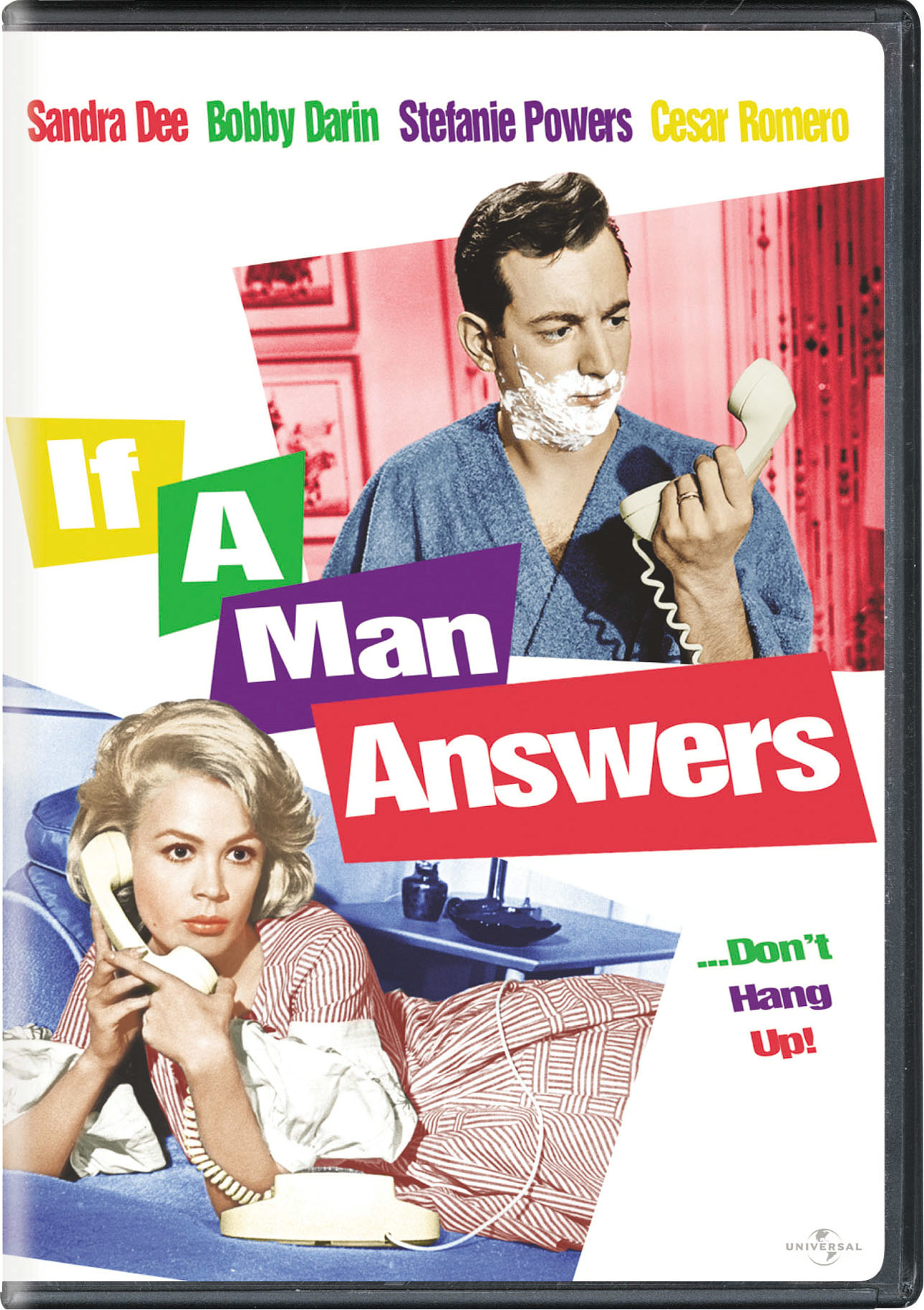 If a Man Answers [DVD]