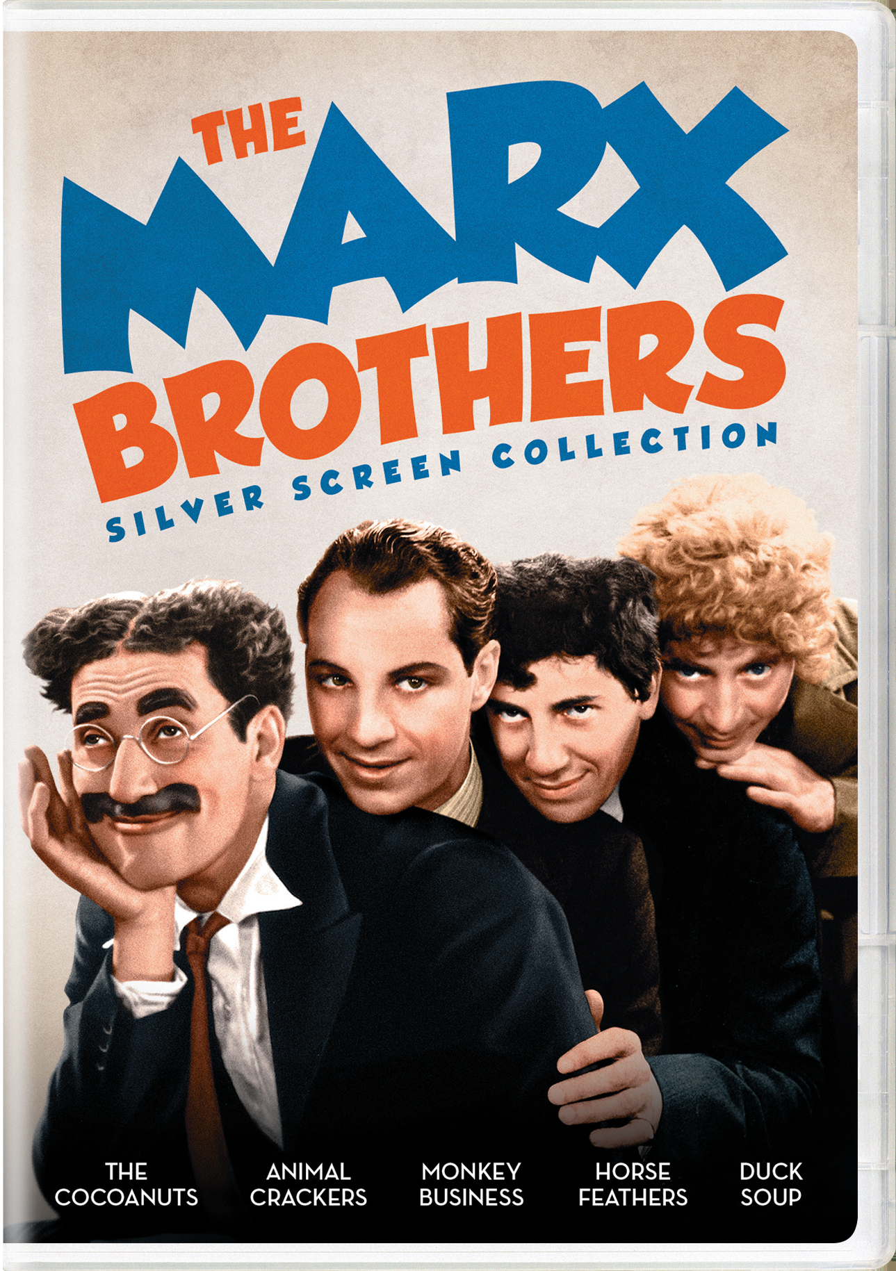 The Marx Brothers Silver Screen Collection [DVD]