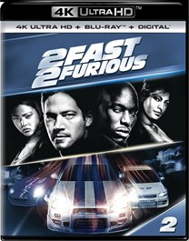 2 Fast 2 Furious (4K Ultra HD) [UHD]