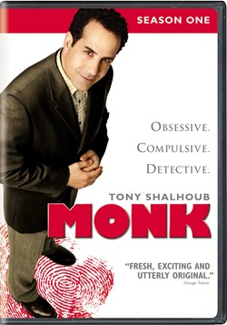 Monk: Series 1 [DVD]