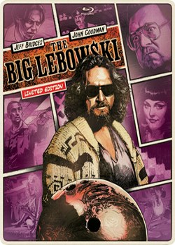 The Big Lebowski Steelbook (with DVD) [Blu-ray]
