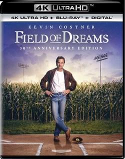 Field of Dreams (4K (30th Anniversary Edition)) [Blu-ray]