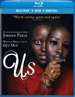 Us (with DVD) [Blu-ray]