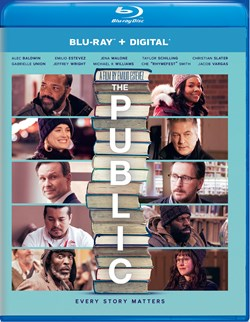 The Public [Blu-ray]
