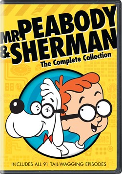 Mr. Peabody & Sherman: The Complete Collection [DVD]