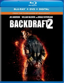 Backdraft 2 (with DVD - Double Play) [Blu-ray]