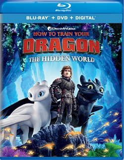 How to Train Your Dragon - The Hidden World (with DVD - Double Play) [Blu-ray]