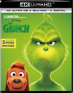 The Grinch (4K Ultra HD) [UHD]