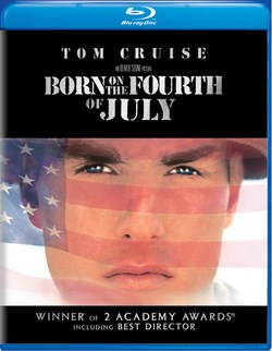 Born On the Fourth of July [Blu-ray]