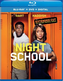 Night School (with DVD - Double Play) [Blu-ray]