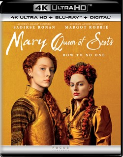 Mary Queen of Scots (4K Ultra HD) [UHD]