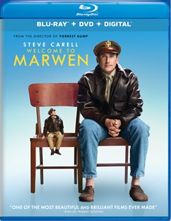 Welcome to Marwen (with DVD - Double Play) [Blu-ray]