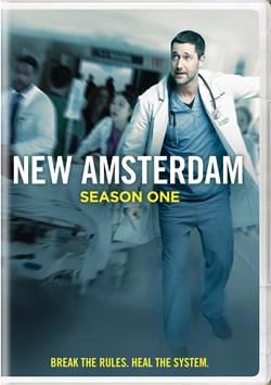 New Amsterdam: Season One [DVD]