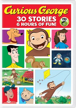Curious George 30-Story Collection [DVD]