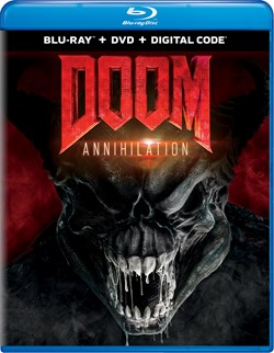 Doom: Annihilation (with DVD - Double Play) [Blu-ray]