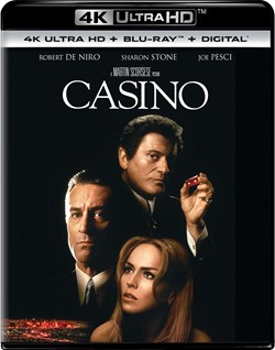 Casino (4K Ultra HD) [UHD]