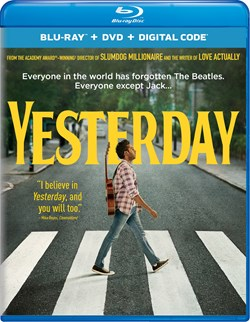 Yesterday (with DVD) [Blu-ray]
