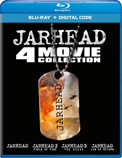 Jarhead: 4-Movie Collection [Blu-ray]