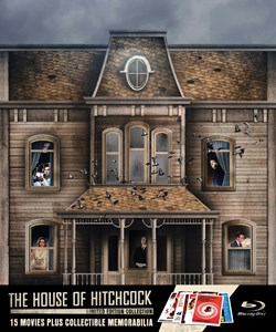 The House of Hitchcock Collection (Limited Edition) [Blu-ray]