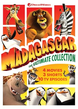 Madagascar: The Ultimate Collection [DVD]