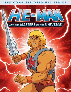 He-Man and the Masters of the Universe: Complete Original Ser [DVD]