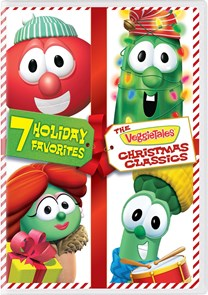 The VeggieTales Christmas Classics Collection [DVD]