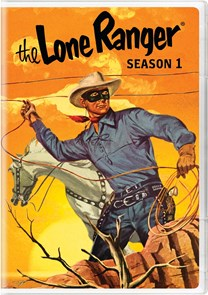 The Lone Ranger: Season 1 [DVD]