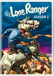 The Lone Ranger: Season 2 [DVD]